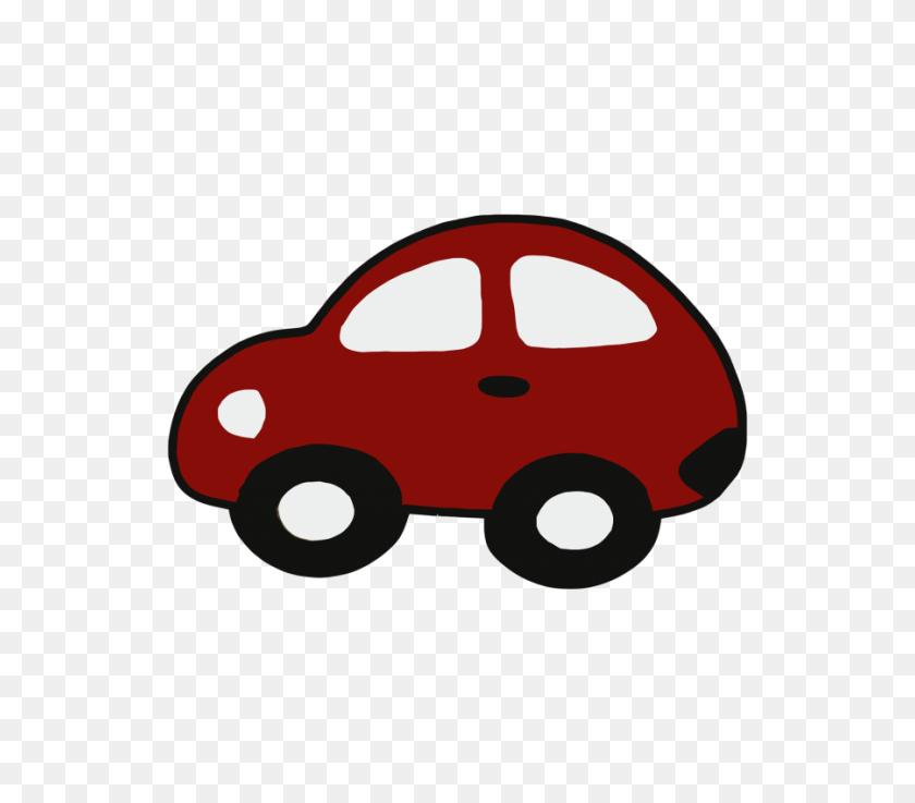 Download Cartoon Car Png Vector Cartoon Car Clipart Download Png - Red Car PNG