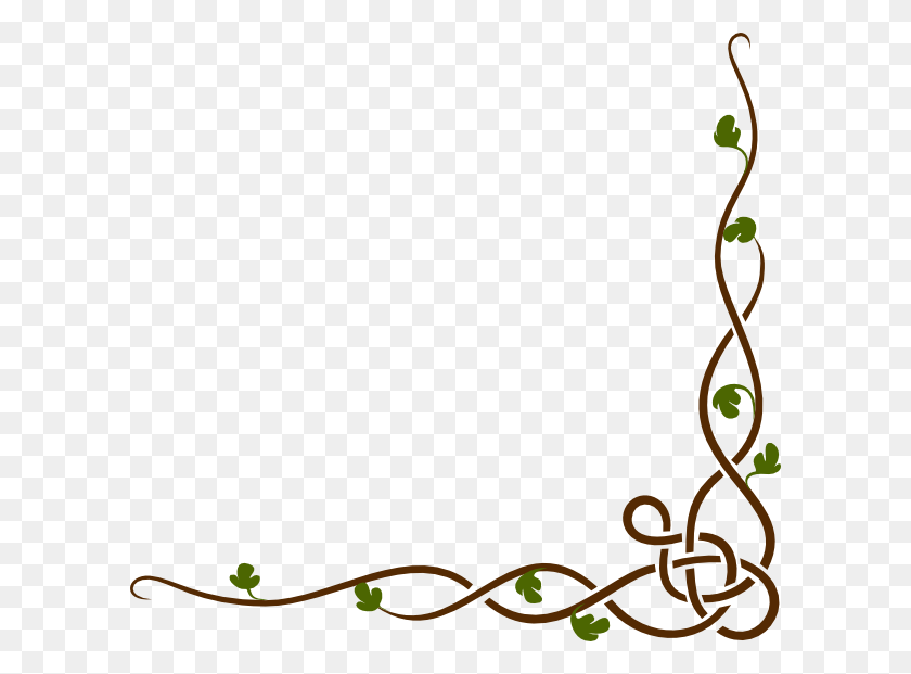 Download Cartoon Vines Border Clipart Drawing Clip Art Drawing Plant Border Clipart Stunning Free Transparent Png Clipart Images Free Download