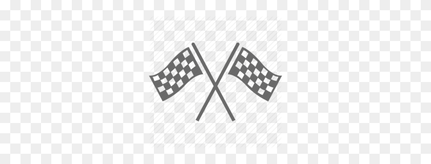 Download Checkered Flag Clip Art Clipart Racing Flags Auto Racing - Usa Flag Clipart Black And White