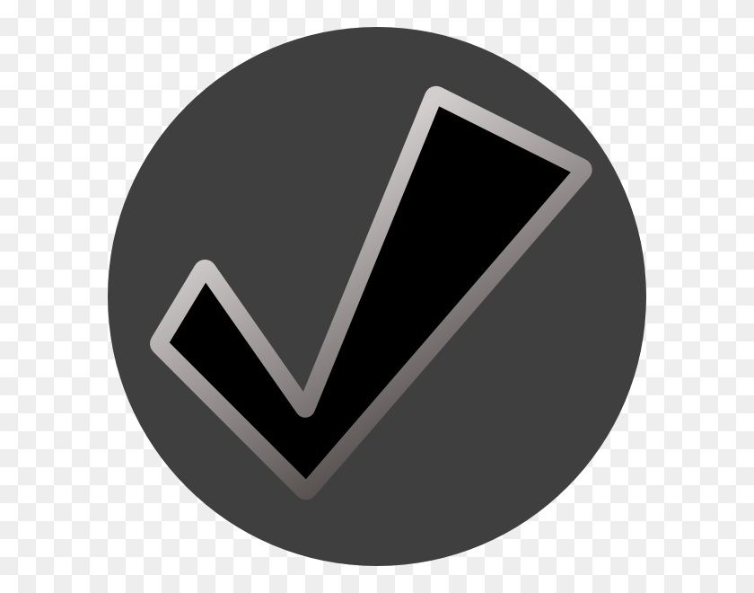 Download Checkmark Clipart - White Checkmark PNG