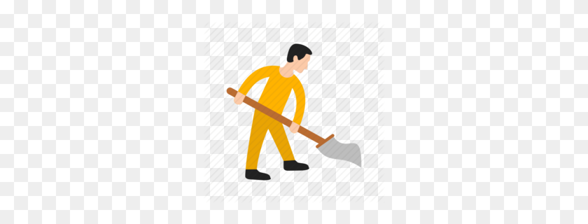 Download Cleaning Clipart Floor Cleaning Cleaning, Illustration - Rake Clip Art