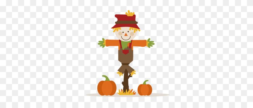Download Clip Art Clipart Autumn Clip Art Autumn,scarecrow - Thanksgiving Clipart Transparent
