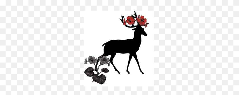 Download Clip Art Clipart Deer Line Art Clip Art Deer,silhouette - Whitetail Deer Clipart