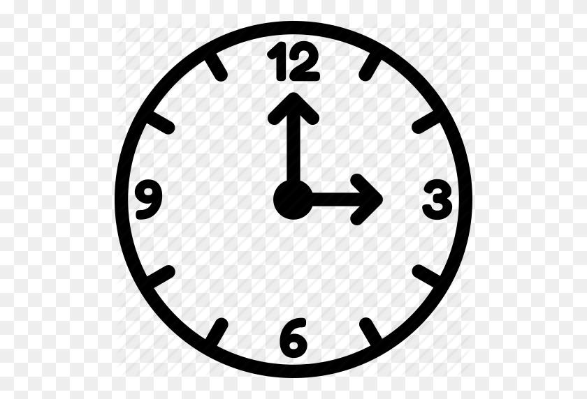 Download Clock O Clock Clipart Clock Clip Art Timer, Circle - O Clipart