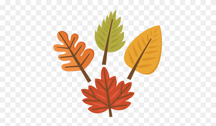 Download Cute Fall Leaves Clipart Autumn Leaf Color Clip Art Cute