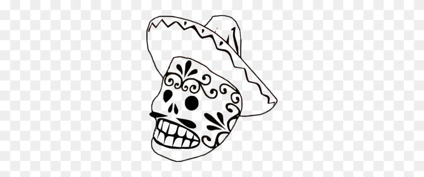 La Calavera Catrina Elegant Skull Dia Stock Vector (Royalty Free) 319947344