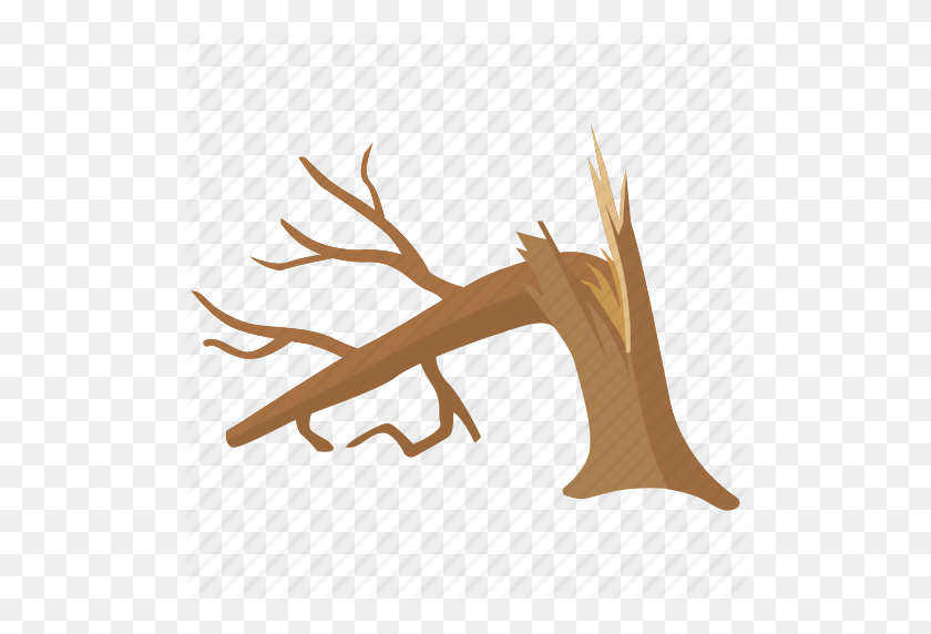 Download Dead Tree Icon Clipart Tree Clip Art Tree, Wood, Line - Dead Clipart
