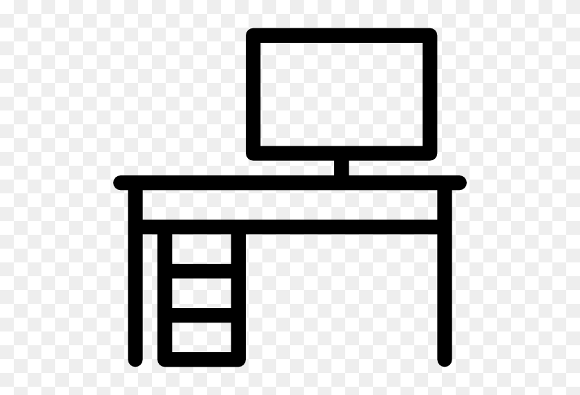 Download Desk Clipart Table Desk Clip Art Table,desk,furniture - Desk Clipart