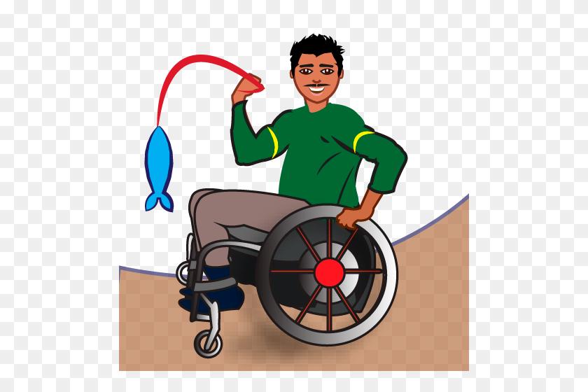 Download Disability Emoji Clipart Wheelchair Disability Emoji - Wheelchair Clipart Free