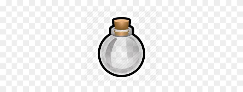 Download Empty Potion Png Clipart Potion Clip Art Bottle Clipart - Empty Bottle Clipart