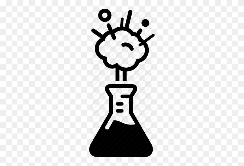 Download Exploding Beaker Clipart Beaker Laboratory Clip Art - Potion Clipart