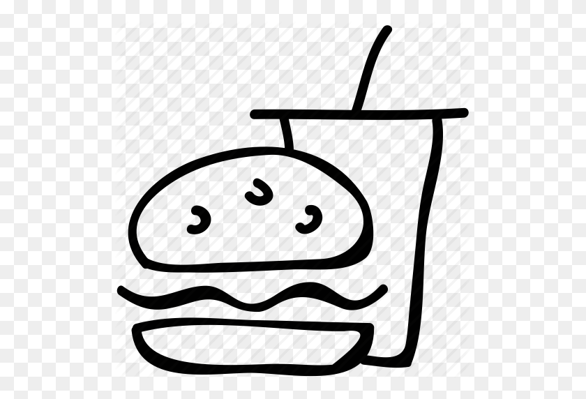 Download Fast Food Clipart Junk Food Hamburger Fast Food - Unhealthy Food Clipart