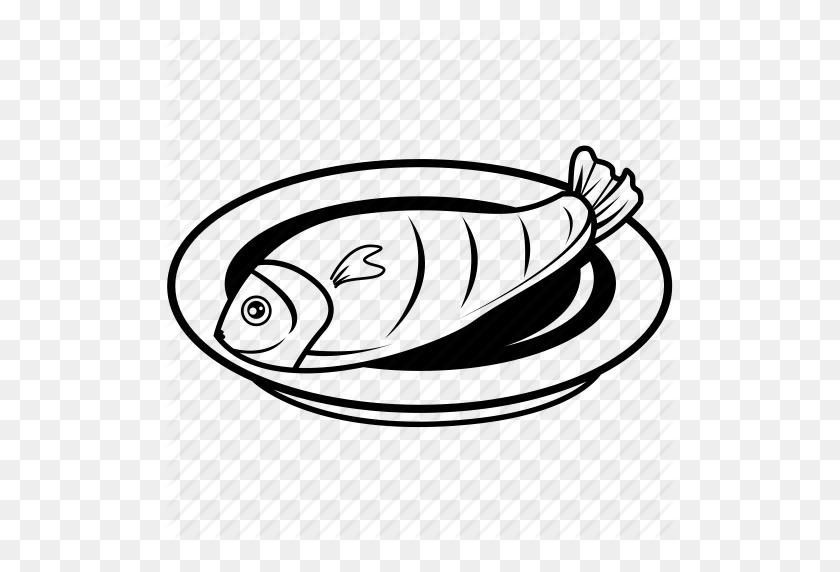 Clipart Black And White Clip Fish - Silhouette Fish Clipart Black And White  , Free Transparent Clipart - ClipartKey