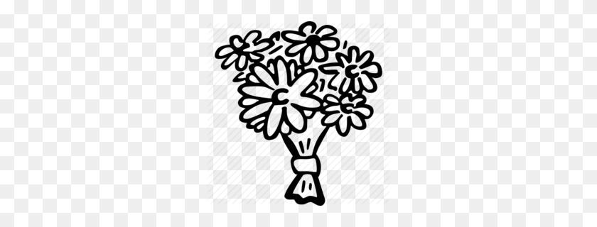 Download Flowers Bouquet Icon Clipart Flower Bouquet Clip Art - Flower Bouquet PNG