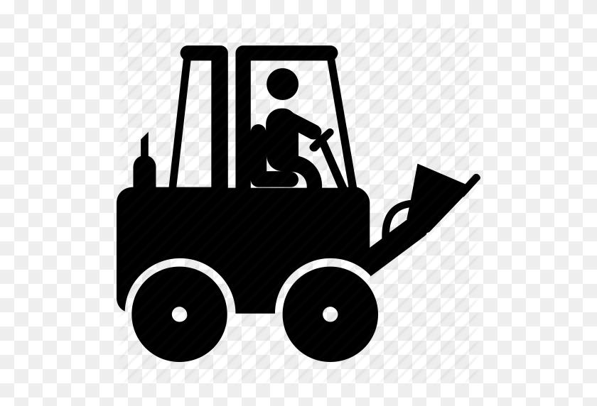 Download Forklift Clipart Logistics Forklift Clip Art Delivery - Forklift Clipart