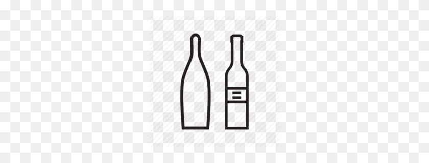 Download Glass Bottle Clipart Glass Bottle Wine Wine, Bottle - Wine Bottle Image Clipart