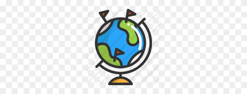 Download Globe Clipart Computer Icons Clip Art Globe, Font, Line - Globe Clipart