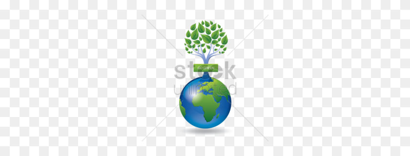 Download Go Green Globe Clipart Globe Earth Green Globe, Earth - World Globe PNG