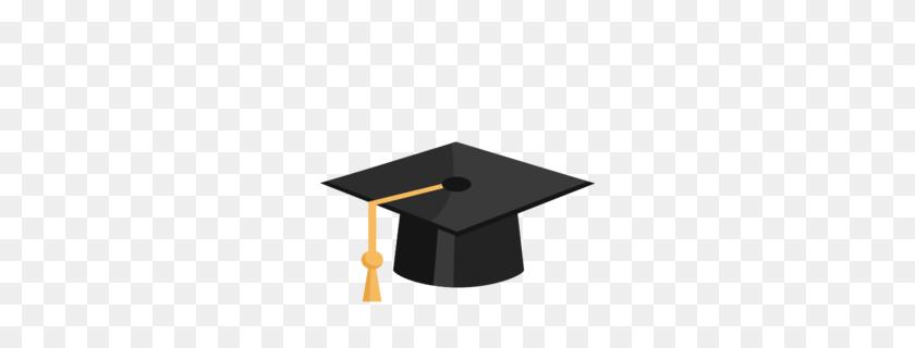 Download Graduation Cap No Background Clipart Square