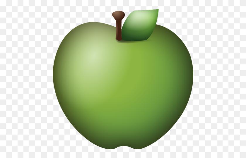 Download Green Apple Emoji Icon Emoji Island - Apple Emoji PNG