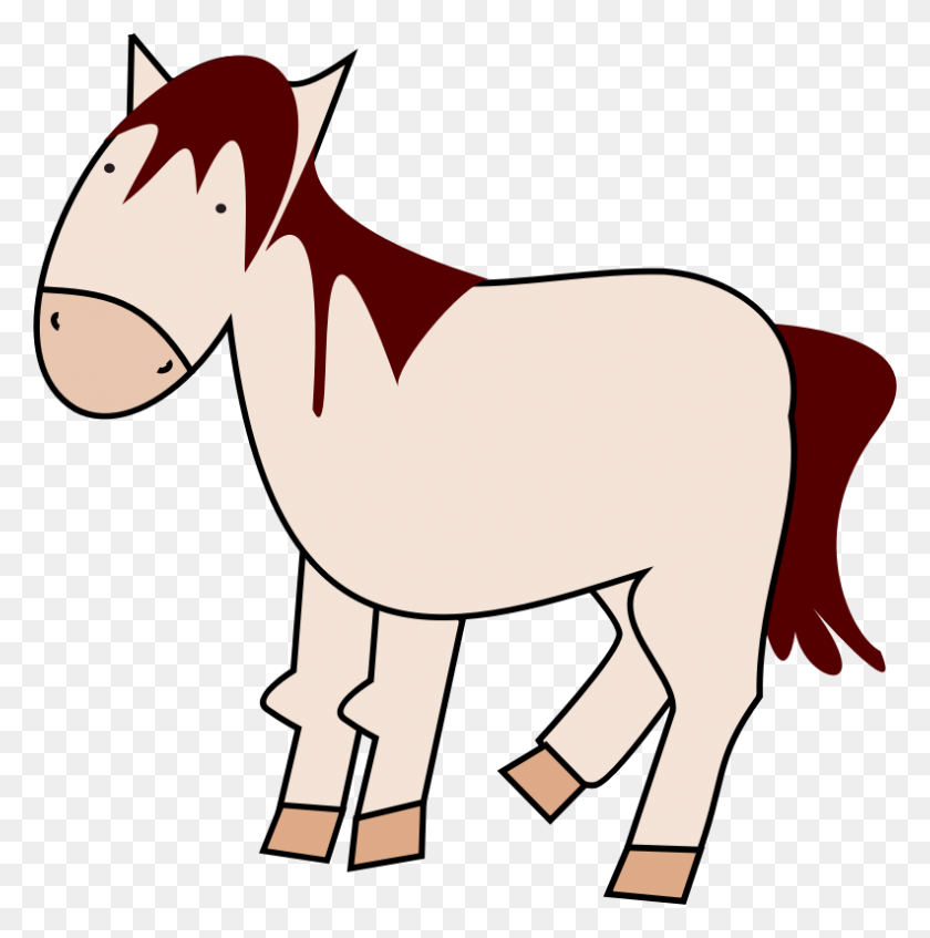 Download Horse Clip Art Free Clipart Of Horses Mares, Stallions - Horse Clipart Transparent