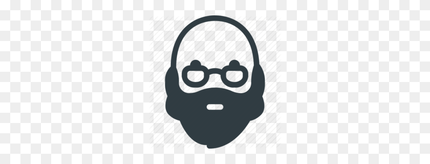Download Icon Bald Beard Clipart Computer Icons Beard Clip Art - Beard Clipart PNG