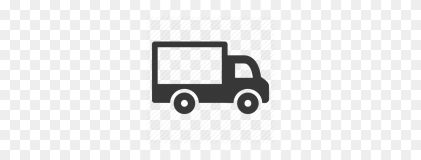 Download Iconfinder Truck Clipart Van Truck Van, Truck, Black - Volkswagen Van Clipart