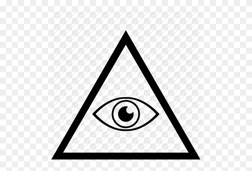 Download Illuminati Icon Clipart Illuminati Eye Of Providence Clip - George Washington Black And White Clipart