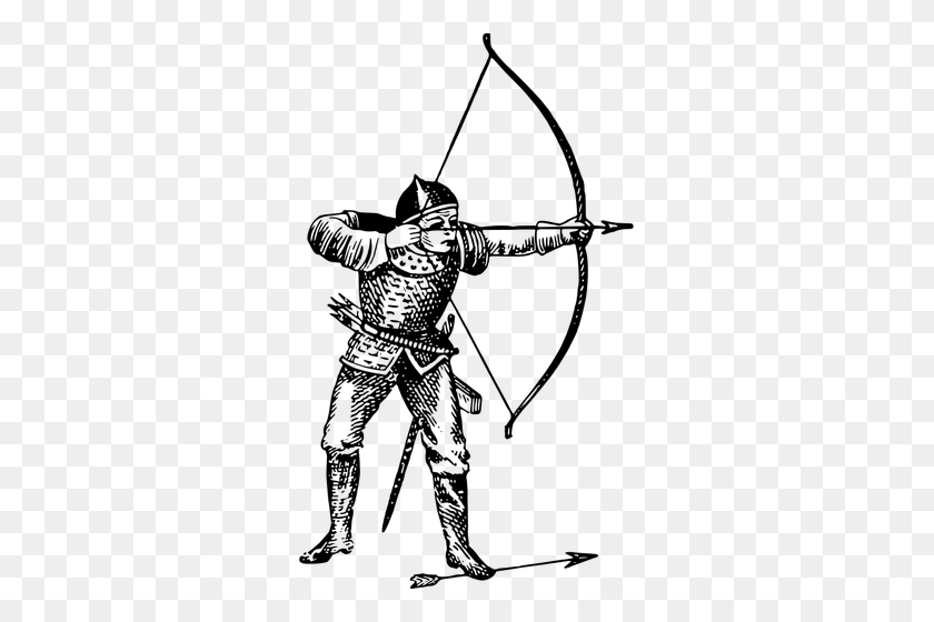 Download Illustration Clipart Target Archery Clip Art Archery - Archery Arrow Clipart