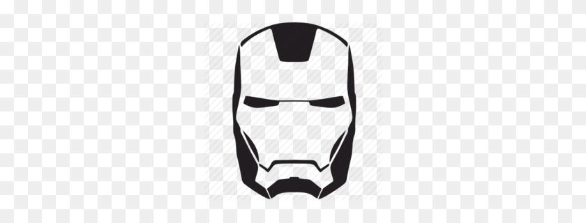 Download Iron Man Silhouette Clipart Iron Man Stencil Clip Art - Man Silhouette Clipart