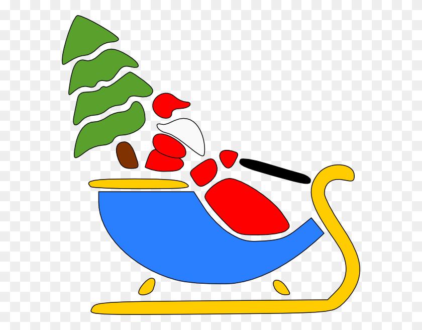 Download Kereta Santa Claus Png Clipart Santa Claus Clip Art - Santa Claus Clipart Free