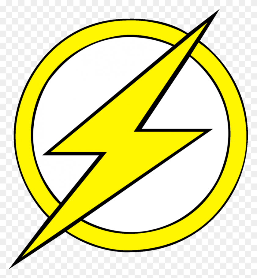 Download Kid Flash Logo Clipart Baris Alenas Wally West Flash - Flash Clipart