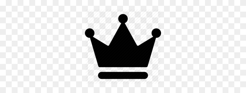 260x260 Download King Icon Png Clipart Computer Icons Clip Art - King Crown Clipart