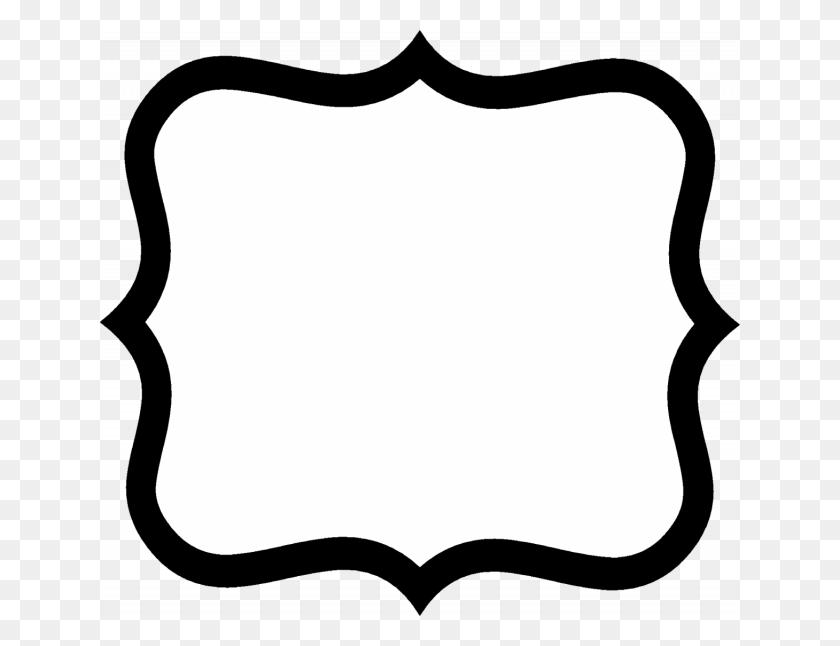 Download Label Shape Png Clipart Shape Clip Art Shape, Square - Label Clipart
