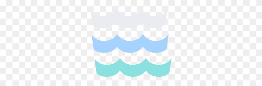 Download Lake Waves Clipart Wave Clip Art Wave, Pattern, Blue - Ocean Waves Clipart