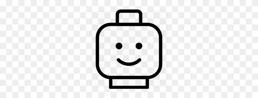 Download Lego Head Clipart Lego Minifigure Clip Art Lego - Expression Clipart