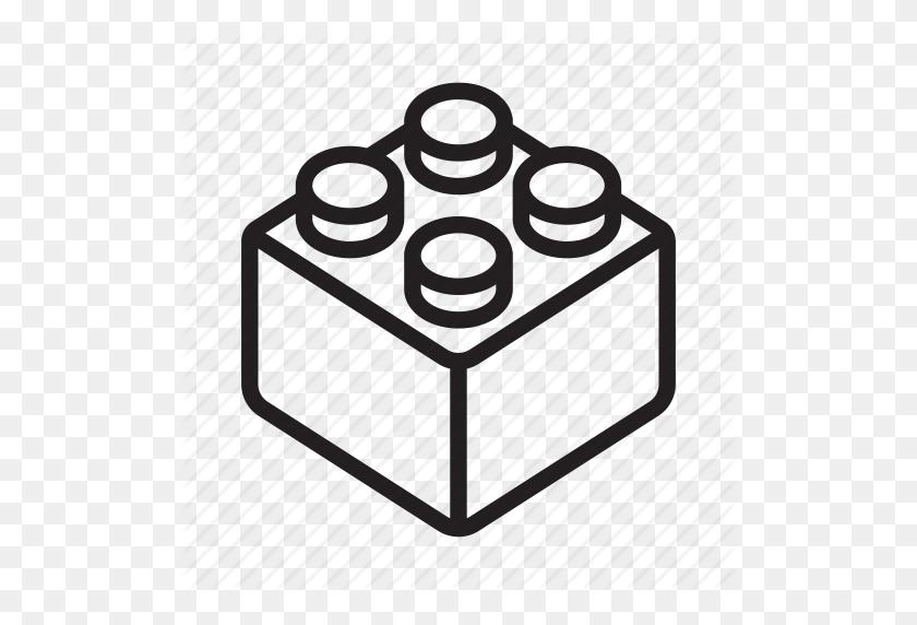512x512 Download Legos Vector Clipart Lego Clip Art Lego, Illustration - Lego Border Clipart