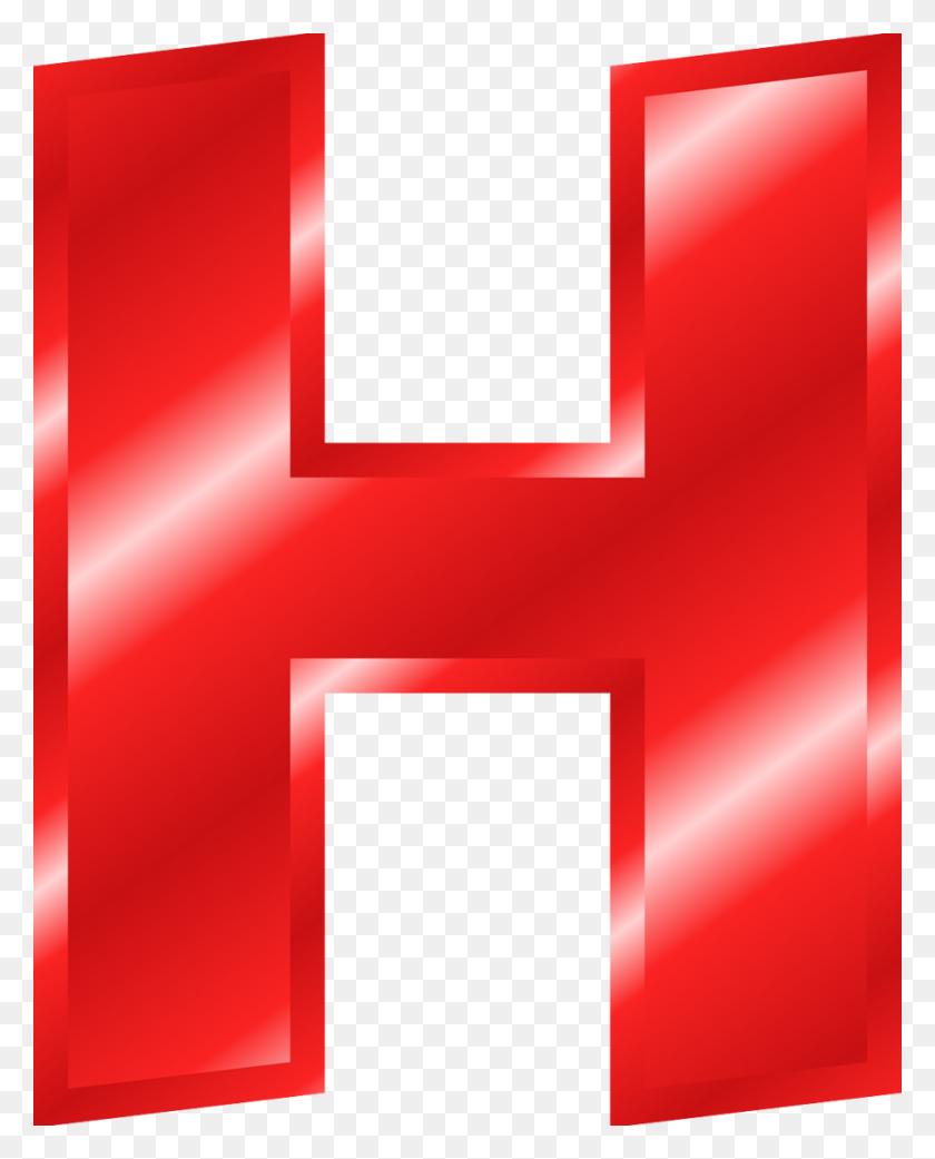 Download Letter H Red Clipart Alphabet Letter Clip Art Alphabet - Alphabet Clipart Free