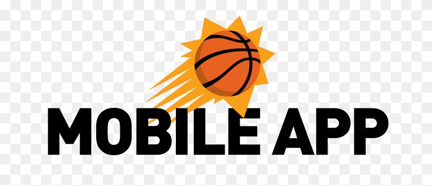Download Mobile App Phoenix Suns - Phoenix Suns Logo PNG