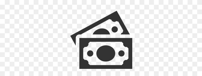 Download Money Icon Png Clipart Banknote Clip Art Money, Font - Money Clipart PNG