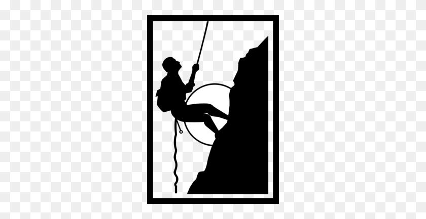 Download Mountain Climber Clip Art Clipart Climbing Clip Art - Mountain Clipart PNG
