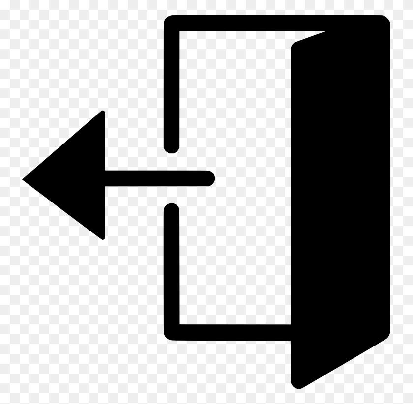 Download Open Door Clipart Door Clip Art Door, Line, Font - Closed Door Clipart