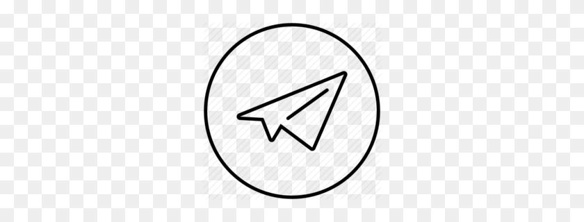Download Paper Plane Clipart Paper Computer Icons Clip Art - Paper Airplane Clipart