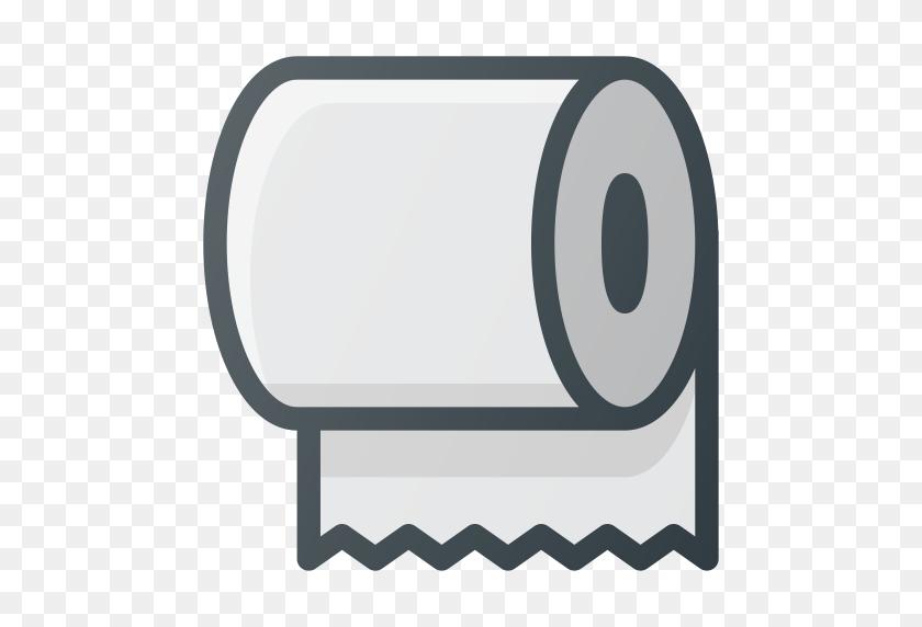 Download Paper Toilet Icon Clipart Paper Gauze Clip Art Paper - Toilet Paper Clipart