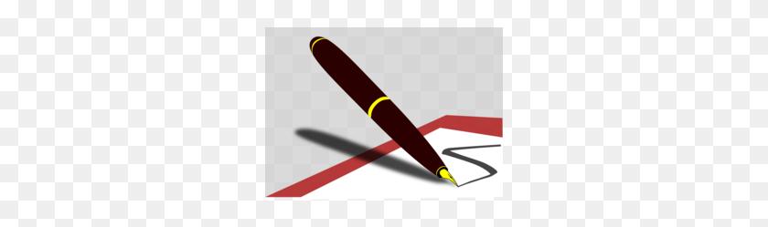 Download Pen Clipart Pens Fountain Pen Clip Art - Fountain Clipart