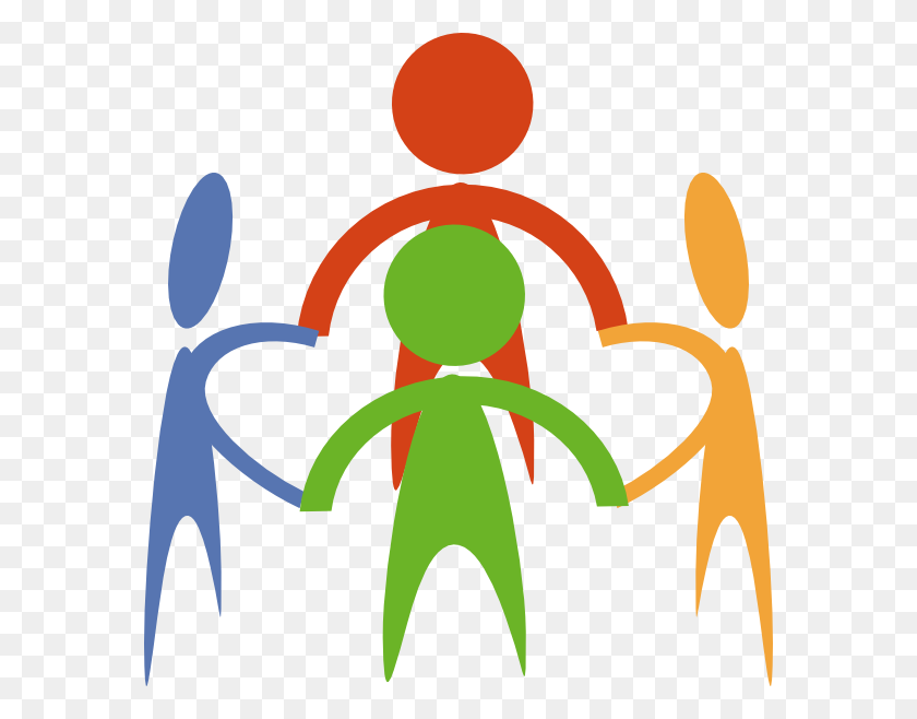 Download People Holding Hands Cartoon Clipart Holding Hands - Hands On Clipart