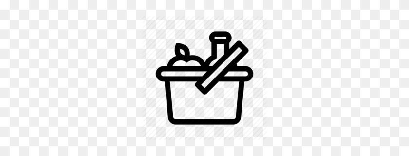 Download Picnic Clipart Picnic Baskets Camping Food Text, Font - Picnic Images Clip Art