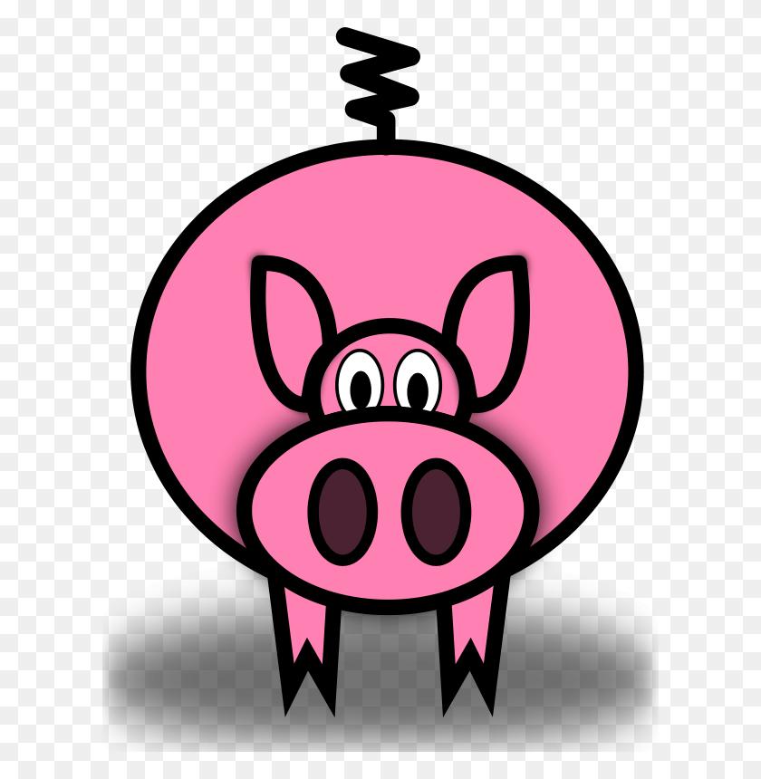 Download Pig Clip Art Clipart Pig Roast Clip Art Pig, Pink - Pig Image Clipart