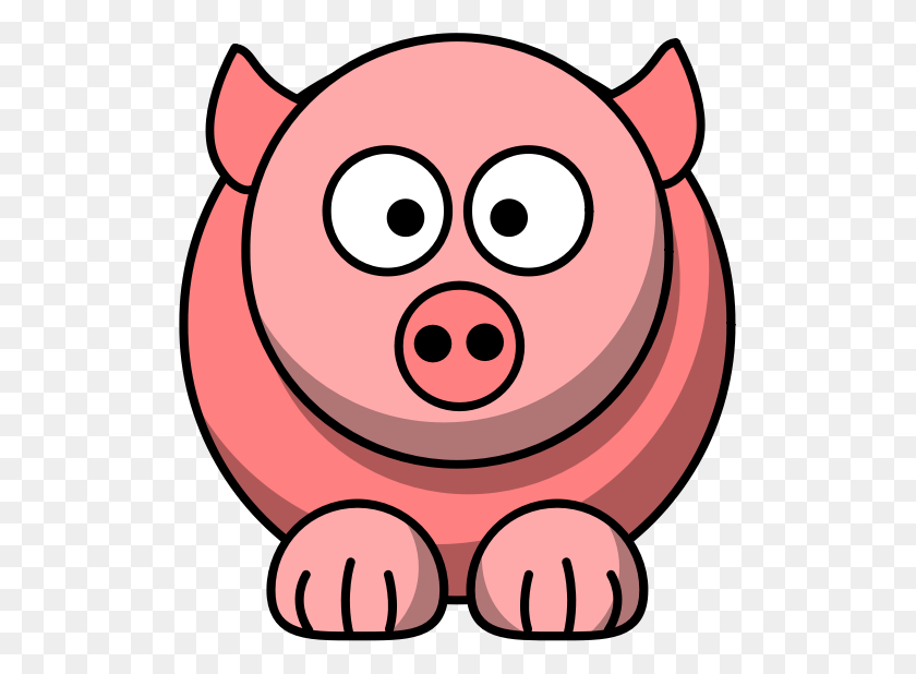 Download Pig Clip Art Free Cute Clipart Of Baby Pigs More! - Pig Clip Art