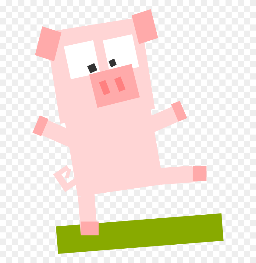 Download Pig Clip Art Free Cute Clipart Of Baby Pigs More! - Pig Nose Clipart